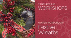 Festive Wreaths Workshop