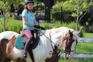 Saddle Camp PA Days