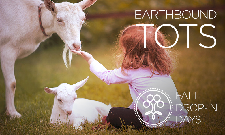 Earthbound Tots Fall Drop-in Days